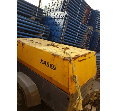 2.EL KOMPRESOR  - ATLAS COPCO  XAS 47  2012 MODEL - 530 SAAT