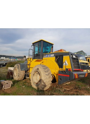 XCMG ZL50G LOADER 2.EL 2005 MODEL