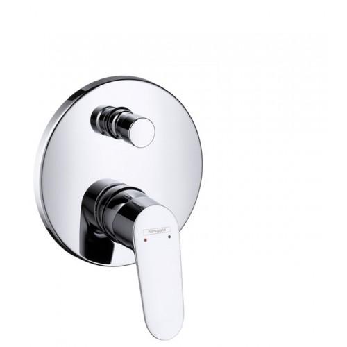 HANSGROHE 31945000 Tek Kollu Ankastre Banyo Bataryası