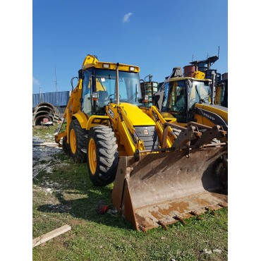 JCB 4CX-SM-4WS 2006 MODEL 2.EL