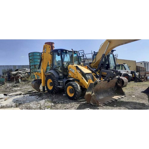 JCB 3CX  - 2.El  2016 Model