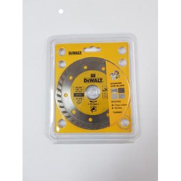 DEWALT DT3702 115 mm Turbo Elmas Disk
