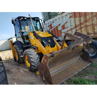 JCB 3CX-SM 2012 MODEL 2.EL
