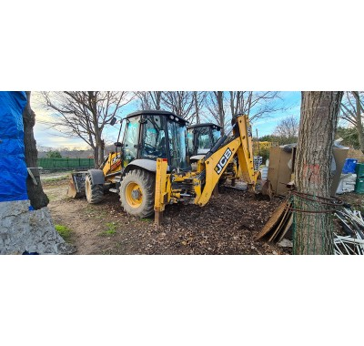 JCB 3CX 14M3WM 2013 MODEL  11.250 SAAT  -  2.EL