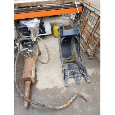 Montabert SC28 Hidrolik Kırıcı  - Ekskavatör Ataşmanı
