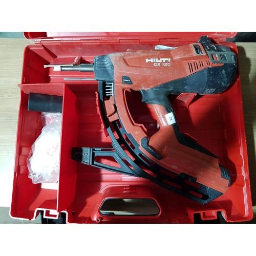 Hilti Gazlı Çivi Çakma Tabancası  GX120 2.EL
