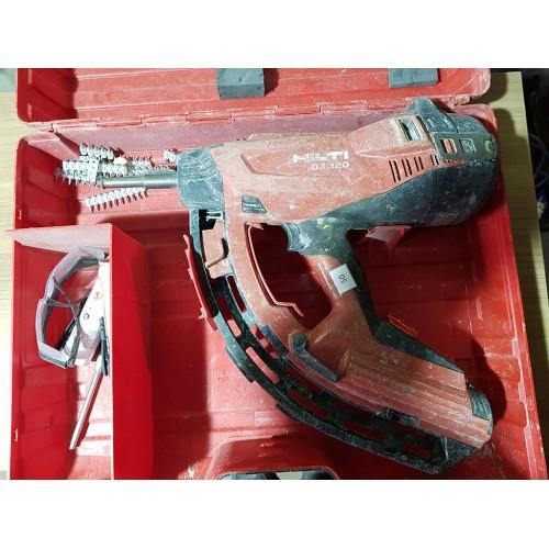 Hilti Gazlı Çivi Çakma Tabancası  GX120 - 2.EL