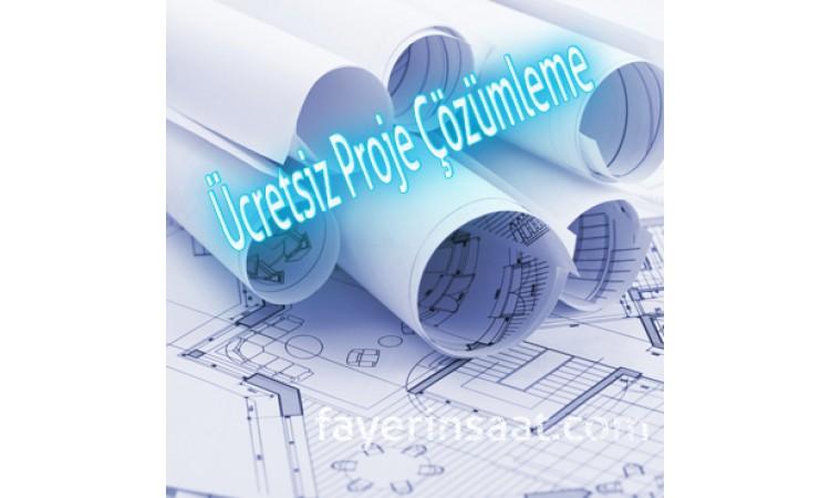 Ücretsiz Proje Çözümleme