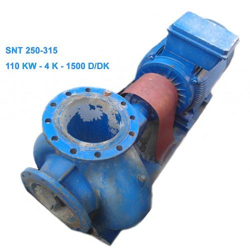 Atık Su – Temiz Su Pompası 2.EL SNT 250-315